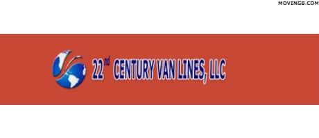 22 Century van lines - Movers in Falls Church VA