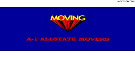 A 1 Allstate Moving - Houston Movers