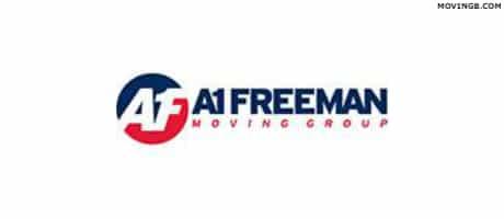 A 1 Freeman - Houston Movers