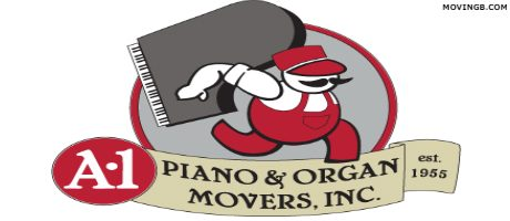 A 1 Piano and Organ movers - Ohio Home Movers