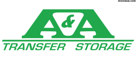 A & A Transfer and Storage