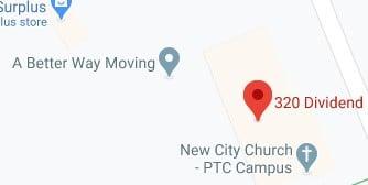 A Better Way Moving address