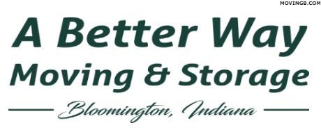 A Better Way Moving and Storage - Indiana Movers