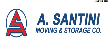 A Santini moving and storage - Movers In Roseland