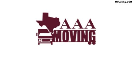AAA Moving - Texas
