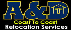 A and D coast to coast relocation services - Movers