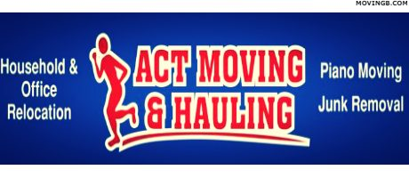 Act moving and hauling - Missouri Home Movers