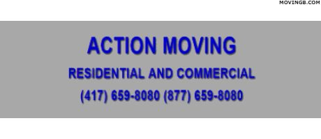 Action Moving - Missouri Home Movers