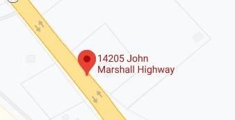 Address of ACE moving company VA