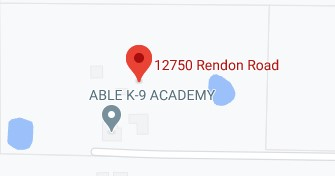 Address of Able moving company Burleson TX
