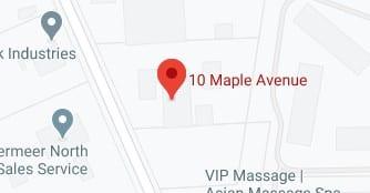 Address of Allen's transfer and storage NJ