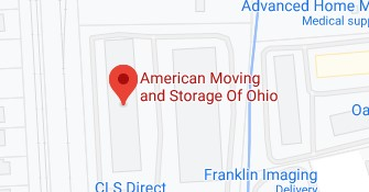 Address of American Moving and Storage OH
