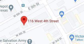Address of Beta alpha zeta moving company San Angelo TX
