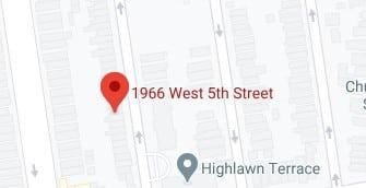 Address of Big sam moving company Brooklyn NY