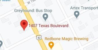 Address of Bill's movers and mini storage Texarkana TX