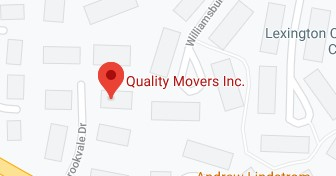Address of Quality movers company Wheeling IL