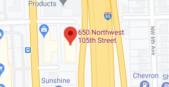 Address of US 1 van lines company Miami FL