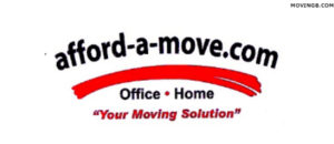 Afford a move - Boston Movers