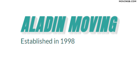 Aladin Moving - Texas Home Movers