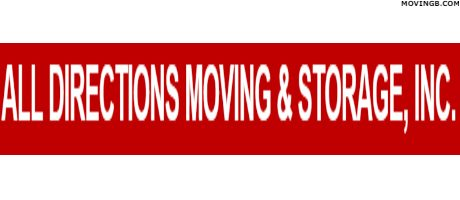 All Directions Moving and Storage - Company Mover