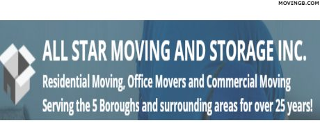 All Star Moving and Storage - Brooklyn Home Movers