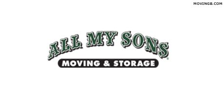 All My Sons Moving Richmond - Moving Services