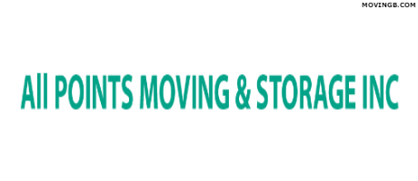 All points moving - Maryland Movers