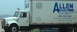 Allens transfer -household moving company