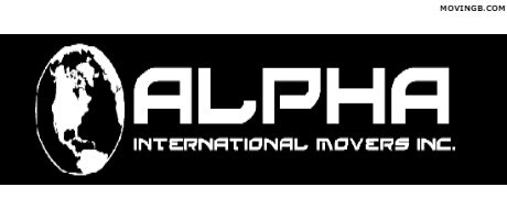 Alpha international movers - Moving Services