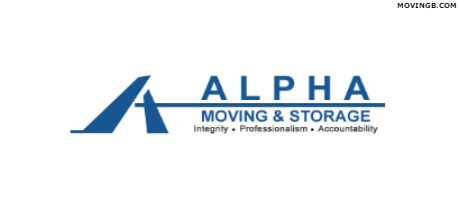 Alpha moving and storage - New Jersey Movers