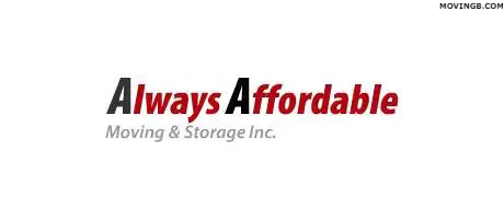 Always affordable moving and storage - movers In Metuchen
