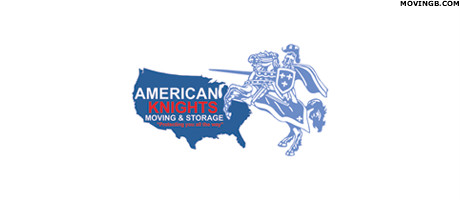 American Knights moving and storage - Movers in Houston