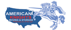 American knights moving - Household moving company