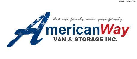 American way Van - Home Mover