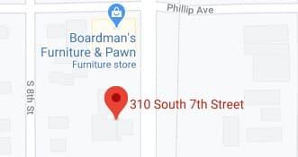 Andrews van lines address