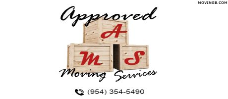Approved moving - Florida Movers