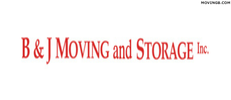 B and J Moving and Storage - Michigan Home Movers