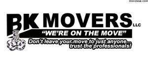 BK Movers Moving Companies NJ