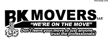 BK Movers Moving Companies NJ
