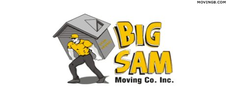 Big Sam Moving - Movers NJ - Local Movers NJ