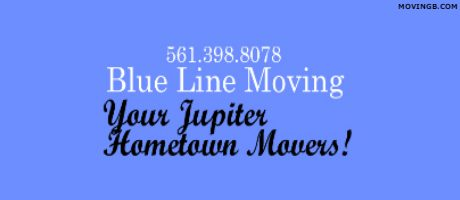 Blue line moving - Florida Movers