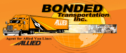 Bonded transportation - Movers