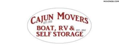 Cajun Movers - Texas Movers