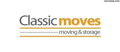 Classic Moves - Movers Near Houston TX
