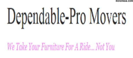 Dependable pro movers - Movers In Royal Palm Beach