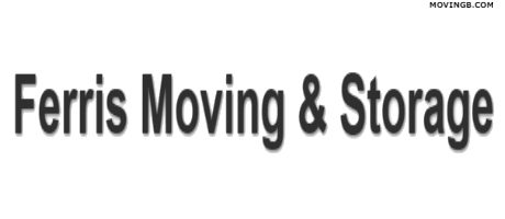 Ferris moving and Storage - Interstate Movers Illinois