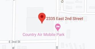 Ferris moving and storage address