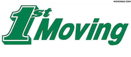 First moving company New Jersey