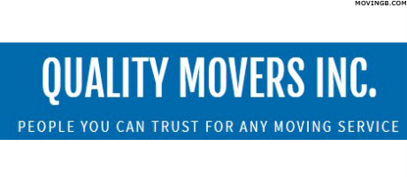 Quality movers - Moving company in Whelling IL