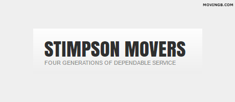 B Stimpson movers - Moving Services